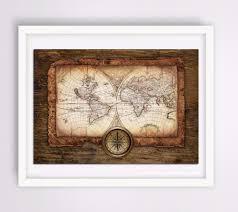 World Map Wood Wall Art by Diamond World Map Promotion Shop For Promotional Diamond World Map