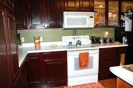 Diy Gel Stain Kitchen Cabinets Fabulous Gel Stain Cabinet Diy Gel Stain Oak Cabinets Choosepeace Me