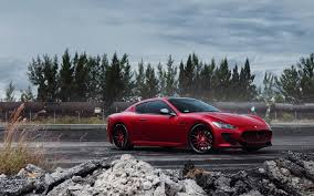 red maserati maserati granturismo wallpaper pictures