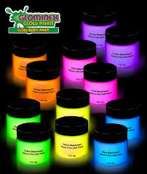 glow in the party supplies glow in the paint and markers neon glow paint party