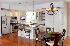 kitchen lighting ideas table splashy feiss lightingin kitchen traditional with magnificent dining