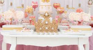 kara s ideas pink gold princess birthday