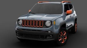 jeep renegade orange 2015 jeep renegade urban mopar equipped review top speed