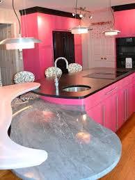 pink kitchen ideas pink kitchen ideas deluxe kitchen idea with wooden flooring and pink