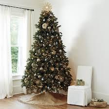 noble fir christmas tree noble fir christmas tree ballard designs