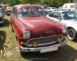 opel rekord station wagon opel 1956 olympia rekord caravan the history of cars exotic