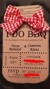 backyard bbq wedding reception invitation wording i do bbq