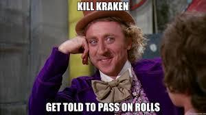 Release The Kraken Meme Generator - the oran thul claims release first kraken kill archive the
