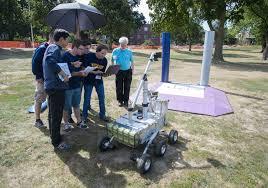 During Challenge Nasa Awards 750k In Sle Return Robot Challenge Nasa