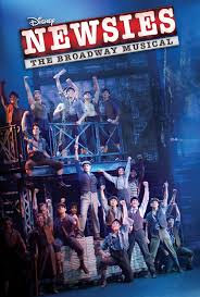 newsies the broadway musical summer encore in theaters