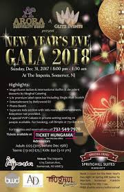 new years events in nj arora hospitality glitz events presents new year s