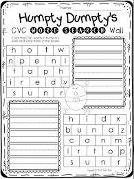nursery rhymes math and literacy printables math worksheets