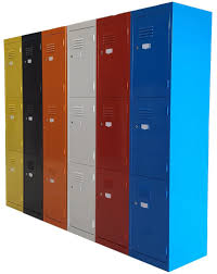 3 Door Filing Cabinet by Gallery Statewide Office Furniture