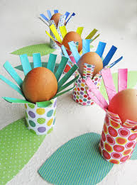 diy floral egg holders your kids can make yummymummyclub ca