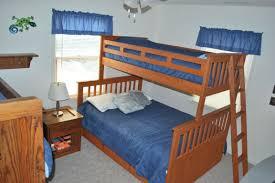 Bunk Bed Bedroom Bedroom Bunk Beds One Has Bed Home Building Plans 79041