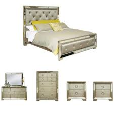Bedroom Sets Visalia Ca Mirrored Bedroom Furniture Set Video And Photos Madlonsbigbear Com