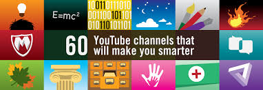 60 youtube channels that will make you smarter u2013 the graph u2013 medium