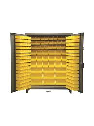 Yellow Storage Cabinet Metal Storage Cabinets Hodge Material Handling
