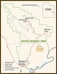 Utah County Maps by Geosights Wall Arch A Fallen Giant Grand County U2013 Utah