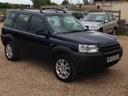 land rover freelander 2000 used land rover freelander and second hand land rover freelander