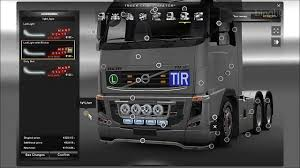 Volvo Mega Mod Ets2 Euro Truck Simulator 2 All Games And