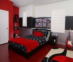 gray and red bedroom red and gray bedroom went with a black and red colour scheme as