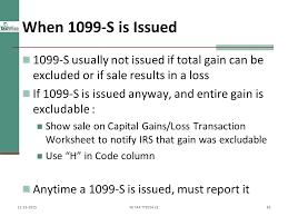 capital gains u0026 losses including sale of home ppt download