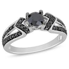 black engagement rings zales the special black wedding rings rikof