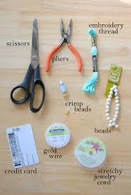 diy bracelet with beads images Southern curls pearls diy beaded tassel bracelets jpg