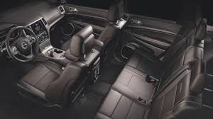 2013 Jeep Grand Cherokee Interior Jeep Grand Cherokee 2013 Dimensions Boot Space And Interior