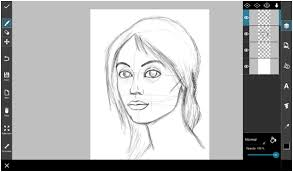 learn to draw a portrait in 6 easy steps create discover with