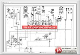 sennebogen operation part electrical and hydraulic schematic pack full