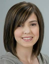 haircuts for thin hair and long face popular long hairstyle idea