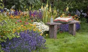 How To Start A Flower Garden In Your Backyard Alan Titchmarsh Tips On Growing Lavender In Your Garden Garden