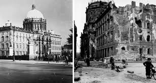 second berlin prussian palace in berlin rises from the ashes