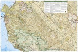 Fort Wilderness Map Big Sur Ventana Wilderness Los Padres National Forest National