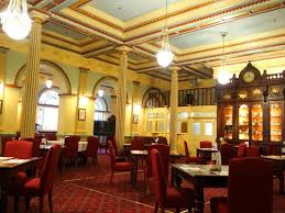 Grand Dining Room Grand Dining Room Picture Of The Hotel Katoomba