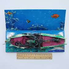 aliexpress buy air aquarium sea shipwreck caribbean