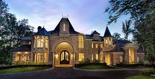 custom luxury home plans showcase beautiful country chateau luxury house plans