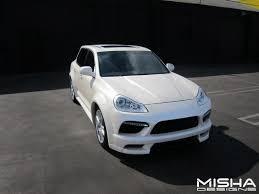 Porsche Cayenne 955 Body Kit - porsche cayenne by misha designs autoevolution