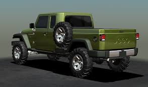 jeep gladiator lifted wrangler truck may not be entirely wrangler after all quadratec