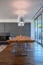 slot diffuser dining room modern with flooring wooden serving