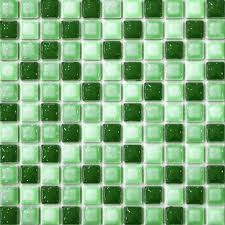 green convex ceramic mosaic tile kitchen backsplash tile bathroom