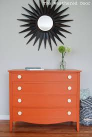 Haynes Furniture Bedroom Dressers Best 20 Orange Dresser Ideas On Pinterest Diy Orange Furniture