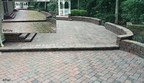 Sealer For Stone Patio by Power Washing And Sealing Company Northern Nj
