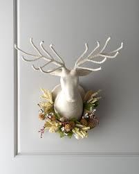 Hobby Lobby Christmas Deer Decor by