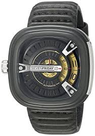amazon black friday fashion amazon com sevenfriday men u0027s m2 1 m series analog display