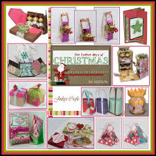 12 days of handmade christmas gifts first edition jinkys crafts