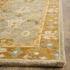 Gold Area Rugs Safavieh Anatolia Light Grey Gold Area Rug Reviews Wayfair