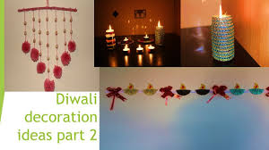 diwali decoration ideas simple and easy part 2 diya for